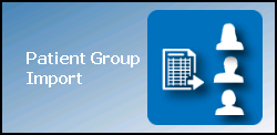 V3 - Apps Controller - Patient Groups Import